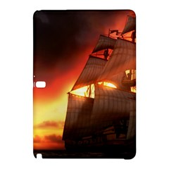 Pirate Ship Caribbean Samsung Galaxy Tab Pro 10 1 Hardshell Case
