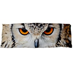 Owl Face Body Pillow Case Dakimakura (two Sides)