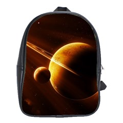 Planets Space School Bags(large)