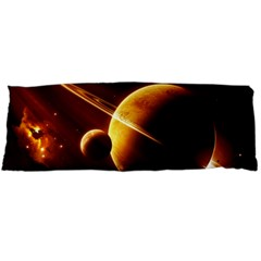 Planets Space Body Pillow Case Dakimakura (two Sides)