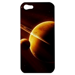 Planets Space Apple Iphone 5 Hardshell Case