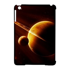 Planets Space Apple Ipad Mini Hardshell Case (compatible With Smart Cover)