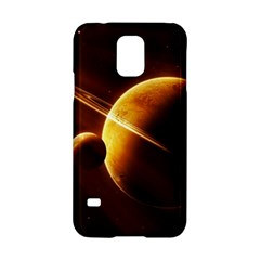 Planets Space Samsung Galaxy S5 Hardshell Case