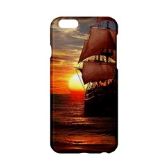 Pirate Ship Apple Iphone 6/6s Hardshell Case
