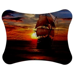 Pirate Ship Jigsaw Puzzle Photo Stand (Bow)