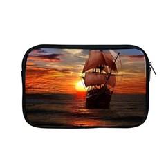 Pirate Ship Apple Macbook Pro 13  Zipper Case