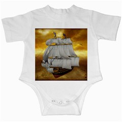 Pirate Ship Infant Creepers