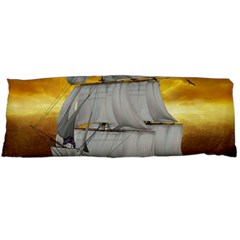 Pirate Ship Body Pillow Case Dakimakura (two Sides)
