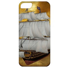 Pirate Ship Apple Iphone 5 Classic Hardshell Case