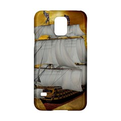 Pirate Ship Samsung Galaxy S5 Hardshell Case
