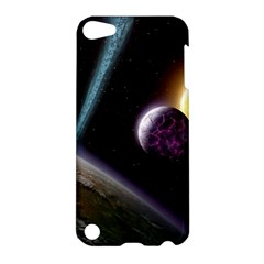 Planets In Space Apple Ipod Touch 5 Hardshell Case