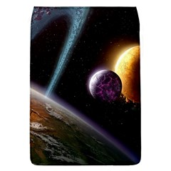 Planets In Space Flap Covers (l)