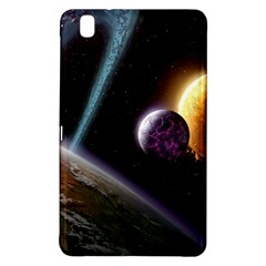 Planets In Space Samsung Galaxy Tab Pro 8 4 Hardshell Case