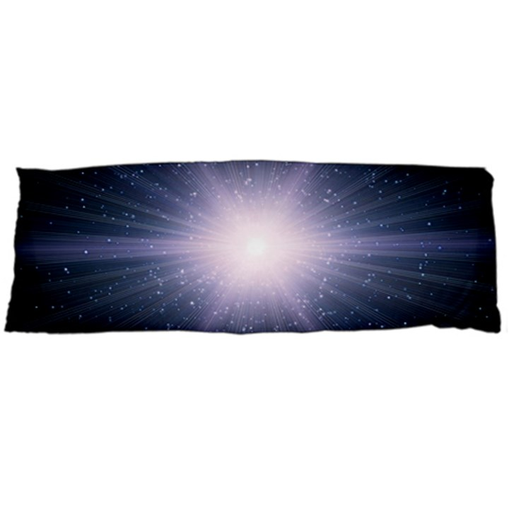 Real Photographs In Saturns Rings Body Pillow Case Dakimakura (Two Sides)