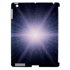 Real Photographs In Saturns Rings Apple Ipad 3/4 Hardshell Case (compatible With Smart Cover)