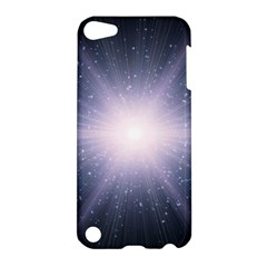 Real Photographs In Saturns Rings Apple Ipod Touch 5 Hardshell Case