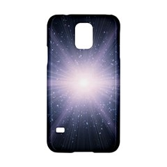 Real Photographs In Saturns Rings Samsung Galaxy S5 Hardshell Case