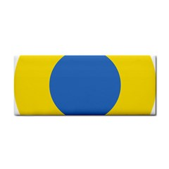 Ukrainian Air Force Roundel Cosmetic Storage Cases