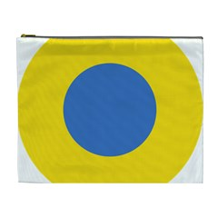 Ukrainian Air Force Roundel Cosmetic Bag (XL)