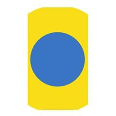 Ukrainian Air Force Roundel Memory Card Reader