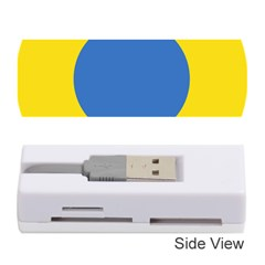Ukrainian Air Force Roundel Memory Card Reader (Stick)