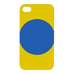 Ukrainian Air Force Roundel Apple iPhone 4/4S Premium Hardshell Case