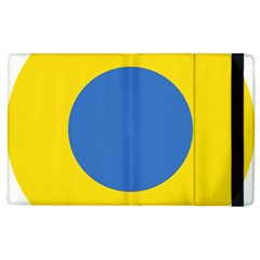 Ukrainian Air Force Roundel Apple iPad 2 Flip Case