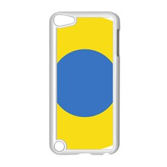 Ukrainian Air Force Roundel Apple iPod Touch 5 Case (White)