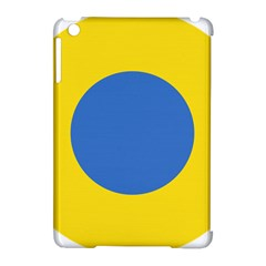 Ukrainian Air Force Roundel Apple iPad Mini Hardshell Case (Compatible with Smart Cover)