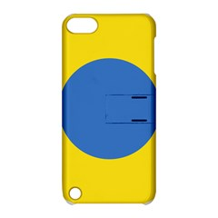 Ukrainian Air Force Roundel Apple iPod Touch 5 Hardshell Case with Stand