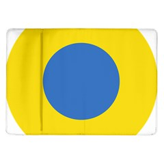 Ukrainian Air Force Roundel Samsung Galaxy Tab 10.1  P7500 Flip Case