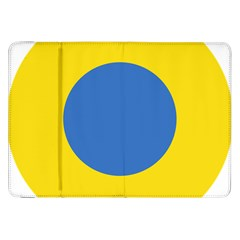 Ukrainian Air Force Roundel Samsung Galaxy Tab 8.9  P7300 Flip Case
