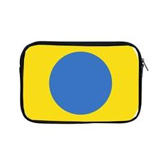 Ukrainian Air Force Roundel Apple iPad Mini Zipper Cases
