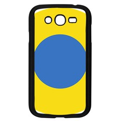 Ukrainian Air Force Roundel Samsung Galaxy Grand DUOS I9082 Case (Black)
