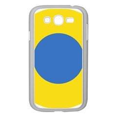 Ukrainian Air Force Roundel Samsung Galaxy Grand DUOS I9082 Case (White)