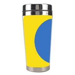 Ukrainian Air Force Roundel Stainless Steel Travel Tumblers