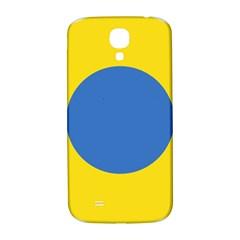 Ukrainian Air Force Roundel Samsung Galaxy S4 I9500/I9505  Hardshell Back Case