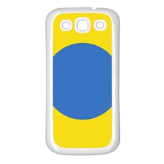 Ukrainian Air Force Roundel Samsung Galaxy S3 Back Case (White)