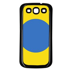 Ukrainian Air Force Roundel Samsung Galaxy S3 Back Case (Black)