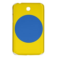 Ukrainian Air Force Roundel Samsung Galaxy Tab 3 (7 ) P3200 Hardshell Case