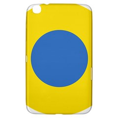 Ukrainian Air Force Roundel Samsung Galaxy Tab 3 (8 ) T3100 Hardshell Case