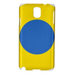 Ukrainian Air Force Roundel Samsung Galaxy Note 3 N9005 Hardshell Case