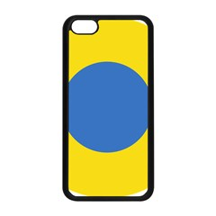 Ukrainian Air Force Roundel Apple iPhone 5C Seamless Case (Black)