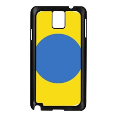 Ukrainian Air Force Roundel Samsung Galaxy Note 3 N9005 Case (Black)