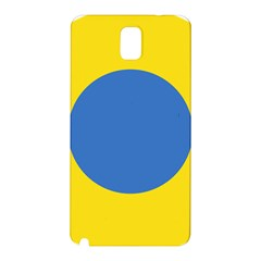 Ukrainian Air Force Roundel Samsung Galaxy Note 3 N9005 Hardshell Back Case
