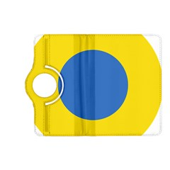 Ukrainian Air Force Roundel Kindle Fire HD (2013) Flip 360 Case
