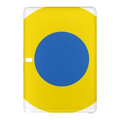 Ukrainian Air Force Roundel Samsung Galaxy Tab Pro 12.2 Hardshell Case