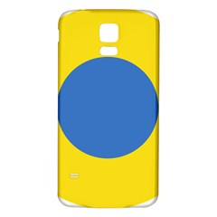 Ukrainian Air Force Roundel Samsung Galaxy S5 Back Case (White)