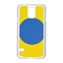 Ukrainian Air Force Roundel Samsung Galaxy S5 Case (White)