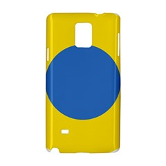Ukrainian Air Force Roundel Samsung Galaxy Note 4 Hardshell Case